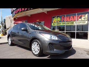 2012 Mazda Mazda3 for Sale in Chandler, AZ