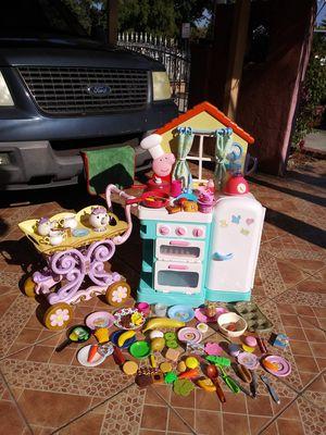 Pepa pig kitchen for Sale in El Monte, CA
