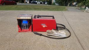 Regular outlet welder with helmet rent for Sale in Falls Church, VA