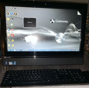 Gateway one zx4800-02 touchscreen computer for Sale in Louisville, KY