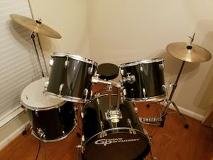 Drum Set, Groove Percussion for Sale in Durham, NC