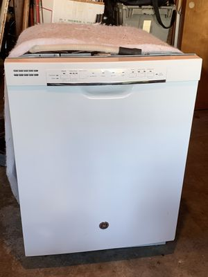 GE stainless dishwasher for Sale in Tacoma, WA