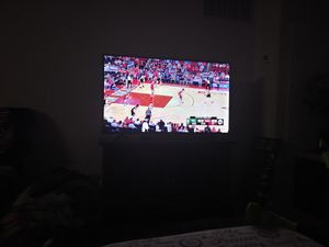 55 inch tv with stand for Sale in Laurel, MD