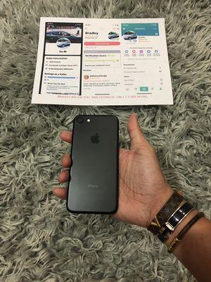 iPhone 7 128GB Unlocked 100% Feedbacks 5 stars for Sale in Morrow, GA