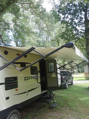 2015 KZ 35' connect trailer for Sale in Sunbury, PA