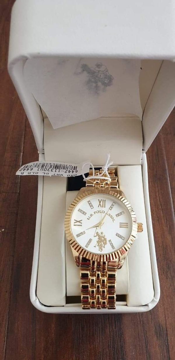 US polo women's watch still with tickets