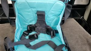 Brice travel booster seat. Will hold up to 50lbs for Sale in Murfreesboro, TN