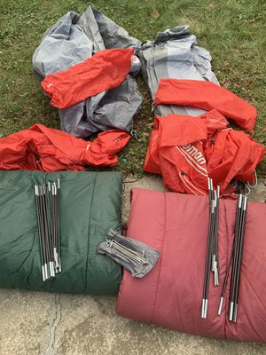 Tent bundle package for Sale in Columbus, OH