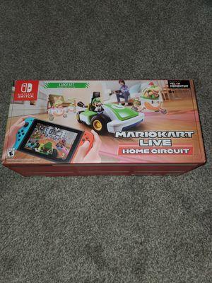 Mario live home circuit for Sale in Sacramento, CA