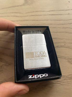 Toda Racing Zippo lighter for Sale in Riverside, CA