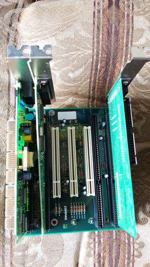 Compaq 7 slot circuit board for Sale in Houston, TX