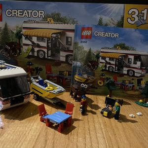 LEGO Creator Vacation Getaway for Sale in Vancouver, WA