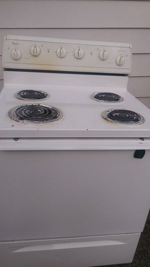 Free stove for Sale in Port Orchard, WA