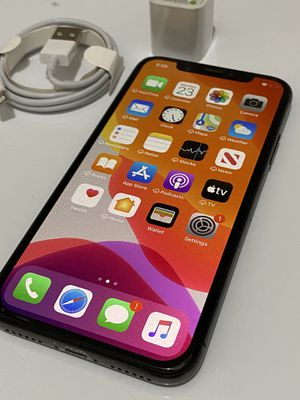 IPhone X 64GB Factory UNLOCKED - Very good condition for Sale in Kissimmee, FL