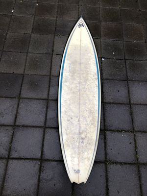 BECKER 6'5 twinzer quad fin surfboard for Sale in San Francisco, CA