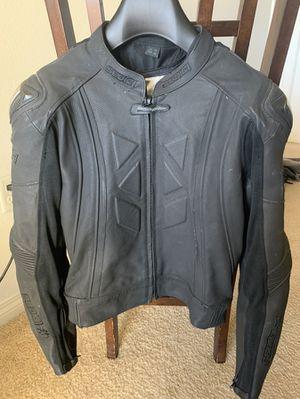 Sedici leather motorcycle jacket for Sale in Santa Clarita, CA