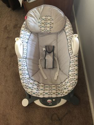 Fisher price swing (electric) for Sale in Peoria, AZ