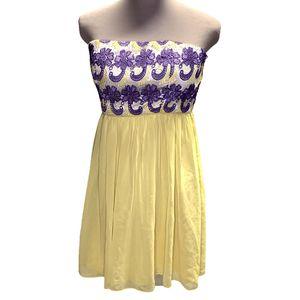 Anthropologie Minuet Strapless dress size M for Sale in Gardena, CA