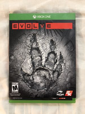 EVOLVE game. Xbox One, Xbox One X, Xbox One S. Brand New. $15 OBO for Sale in Los Angeles, CA