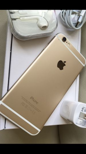iPhone 6, excellent condition factory unlocked for Sale in Springfield, VA