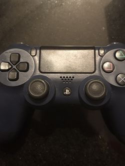 Blue Ps4 Controller for Sale in Fort Lauderdale,  FL
