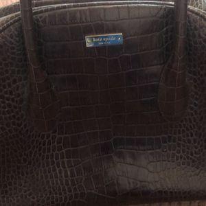 Kate spade brown Bowling Handbag for Sale in Saddle Brook, NJ