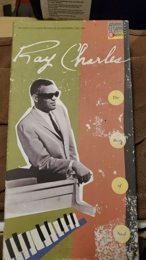 Ray Charles the birth of soul set for Sale in Jacksonville, FL