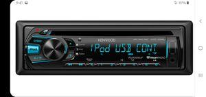 Kenwood car radio KDC-258U for Sale in Tampa, FL