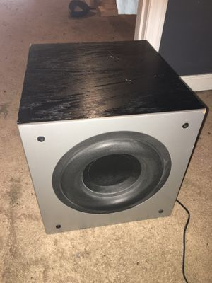 Polk audio subwoofer for Sale in Union, NJ