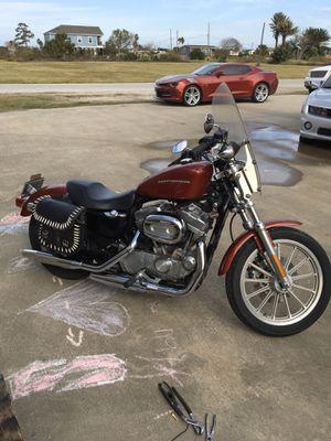 Harley Davidson 883 Sportster for Sale in San Leon, TX