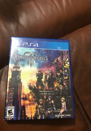 Kingdom hearts PS4 for Sale in Palmetto Bay, FL