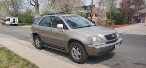 2000 Lexus RX300 for Sale in Denver, CO