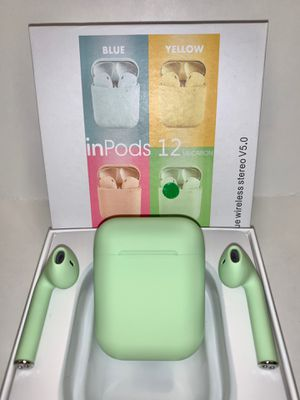 EarPods i12 Mini GREEN for Sale in Norco, CA