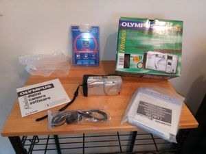 OLYMPUS digital camera D-360L . With Olympus XD -Picture Card 256 MB Panorama for Sale in Ferndale, MI