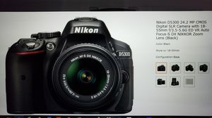 Nikon D5300 DSLR Camera for Sale in Woodbridge, VA