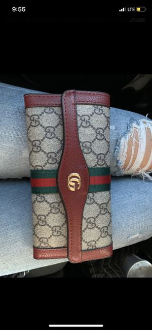 Real Gucci wallet for Sale in Menifee, CA