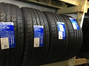 (4) new 255/50/20 tires for Sale in Orlando, FL