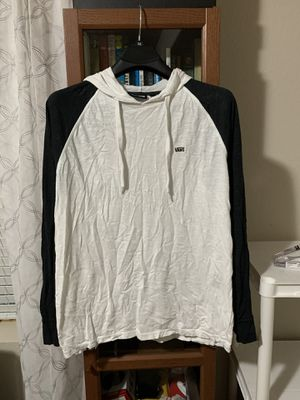 Vans Hooded Long Sleeve Shirt for Sale in Colorado Springs, CO