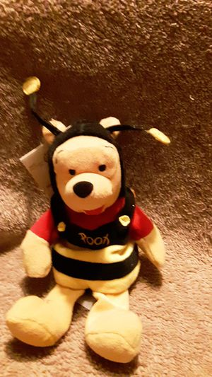 Pooh dressed as a bee for Sale in Woonsocket, RI