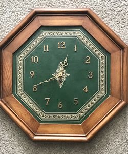 Antique Wall Clock for Sale in Winters,  CA