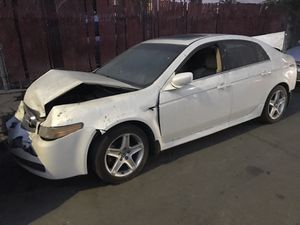 Parting out 2005 Acura TL no mechanical problem for Sale in Oakland, CA
