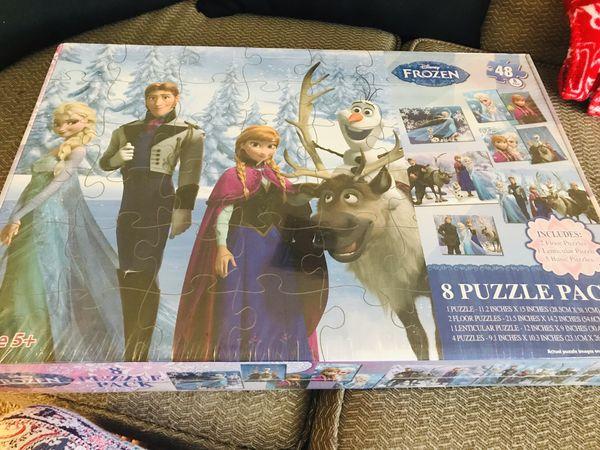 Puzzles brand new