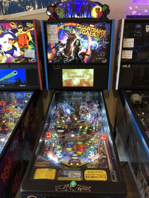 Guardians of The Galaxy Pinball Machine for Sale in Lutz, FL