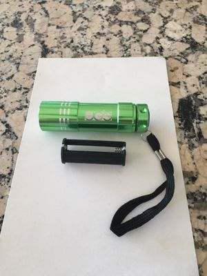 UGS light metal flash light for Sale in Los Angeles, CA