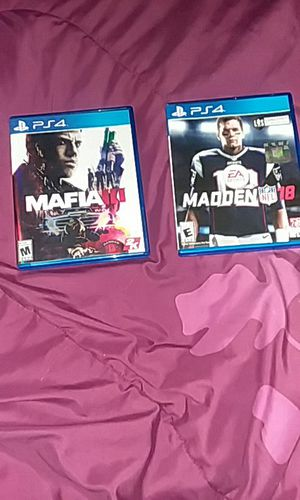 Ps4 games for Sale in West Palm Beach, FL