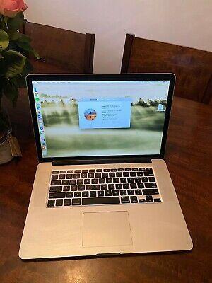 "Mid 2015 15"" MacBook pro Retina 2.2 ghz core i7 16gb RAM for Sale in Bell Gardens, CA"