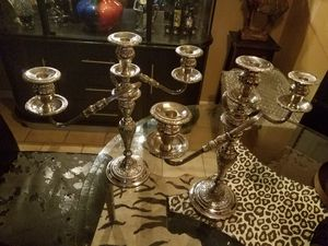Mary Carol Candelabra for Sale in Atlanta, GA