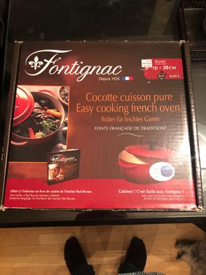 Fontignac Cocotte cuisson pure French Oven for Sale in Portland, OR