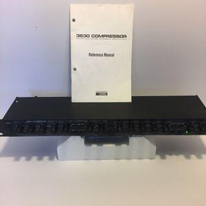 Alesis 3630 2ch compressor for Sale in Tampa, FL