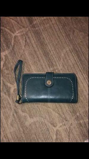 Beautiful Dark Teal Wallet NWOT for Sale in Nashville, TN